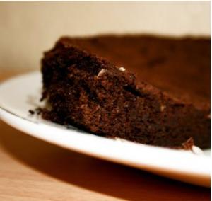 Oulala gâteau au chocolat!