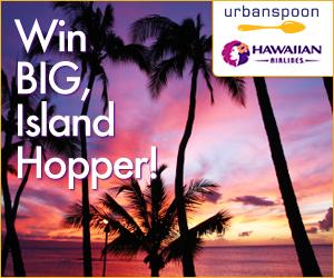 Urbanspoon Island Giveaway