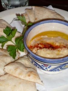 Babaganoush Appetizer @ Kiosk