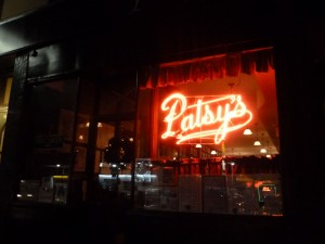 Patsy's restaurant east harlem
