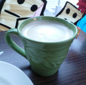 East Harlem Cafe Latte