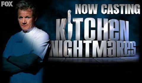 Casting For Kitchen Nightmare