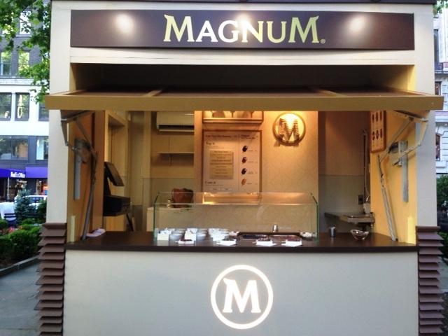 Magnum In Bryant Park
