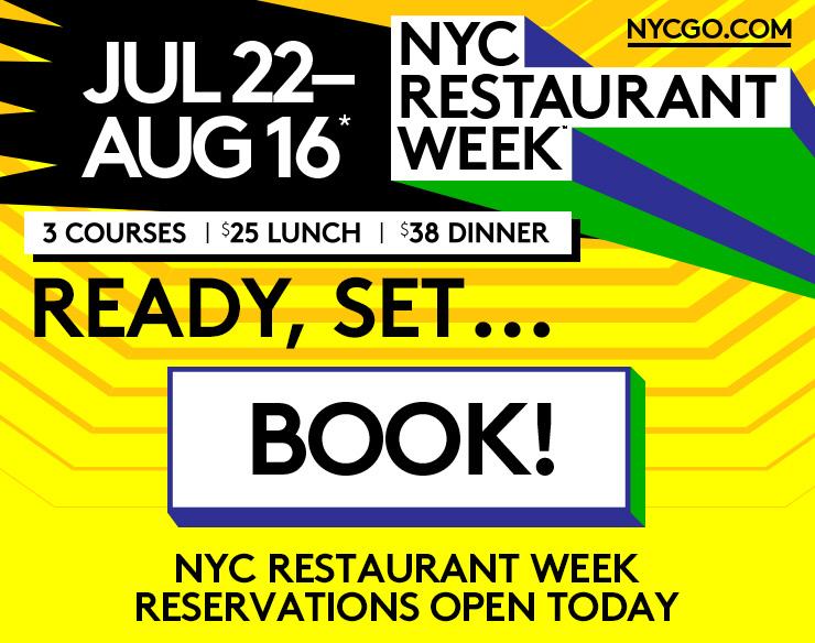 Restaurant Week 2013