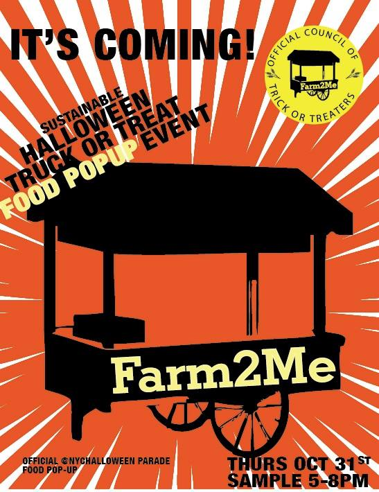 Farm 2 Me Pop Up
