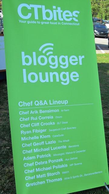 Blogger Lounger Lineup