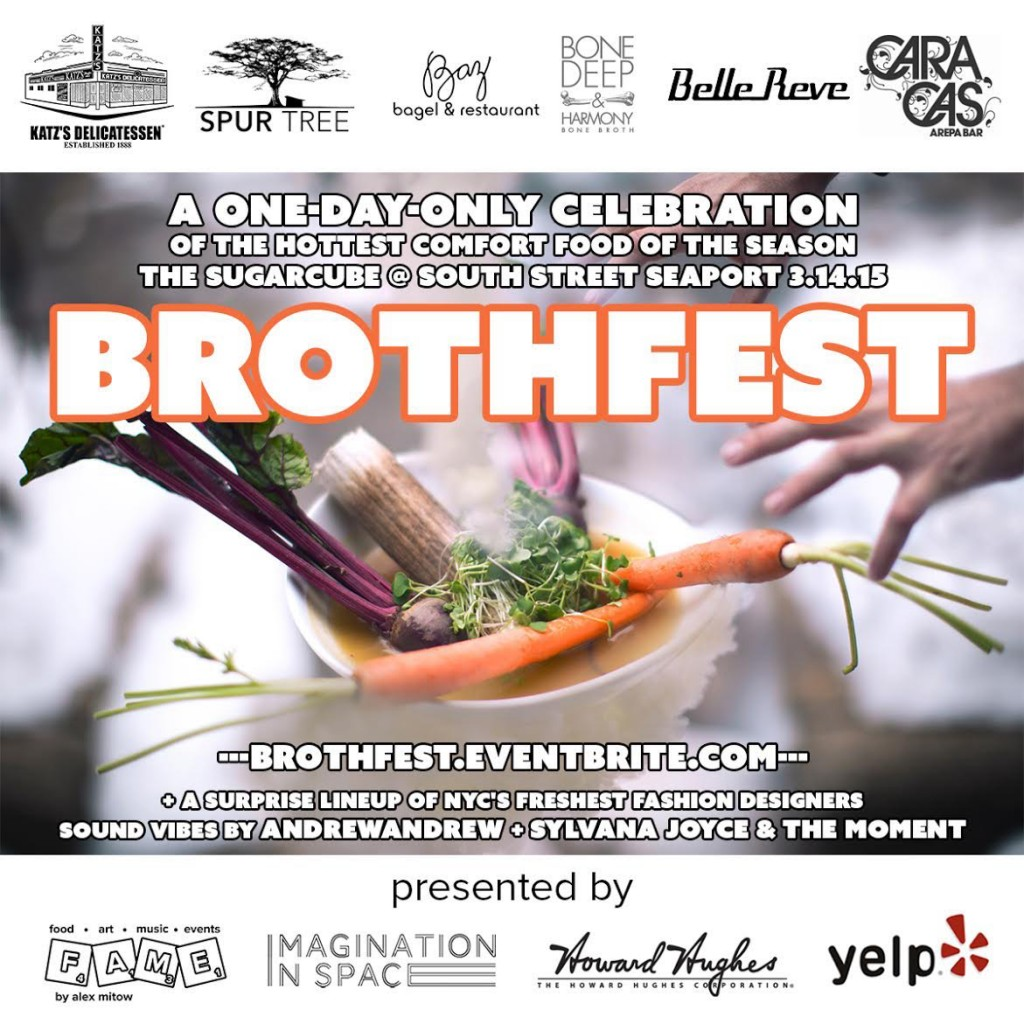 Broth Fest flier